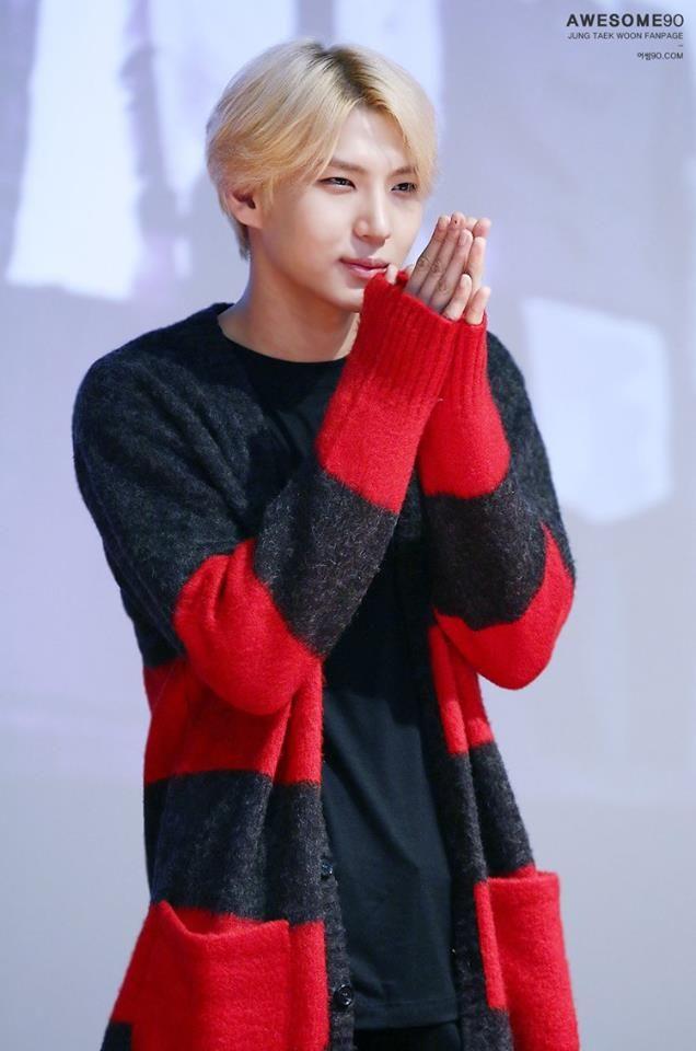 『 VIXX 』   Leo, Jung, Taekwoon   Blonde