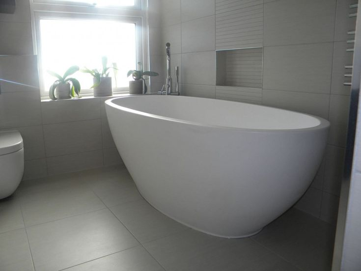 14 best bathroom images on pinterest bathroom ideas for Deep built in bathtubs