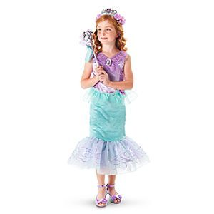 Disney Ariel Costume Collection for Girls | Disney Store