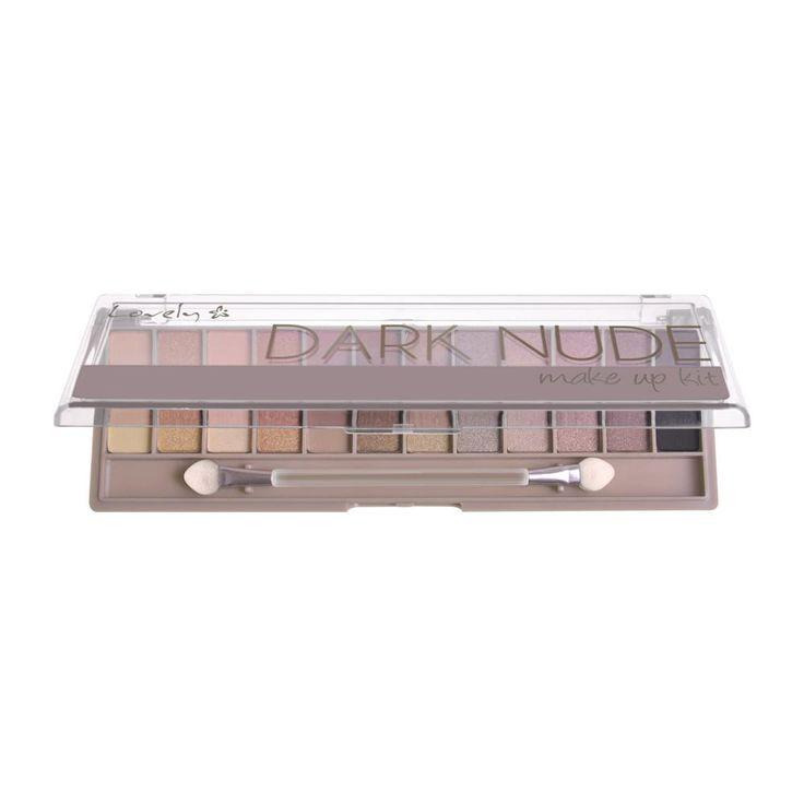 Dark Nude Make Up Kit
