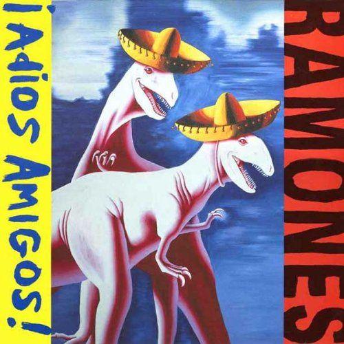 Ramones Adios Amigos