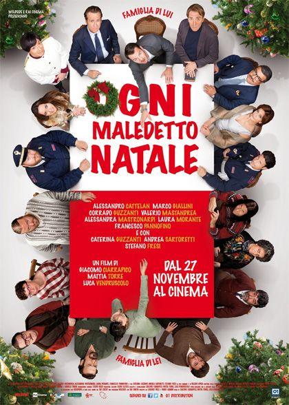 Poster Ogni maledetto Natale
