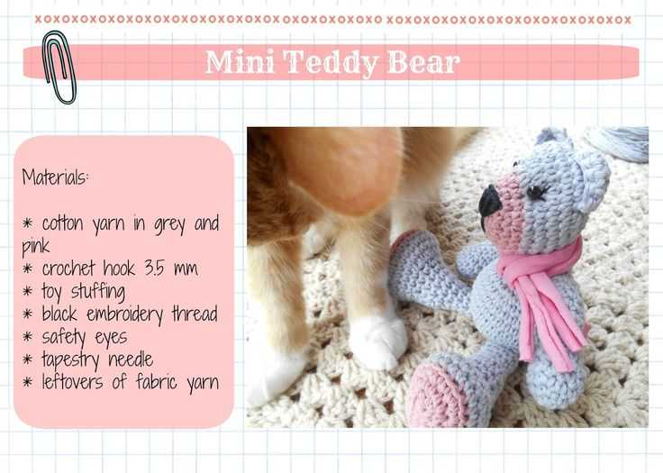 226 best MINI CROCHET images on Pinterest | Crochet animals, Free ...