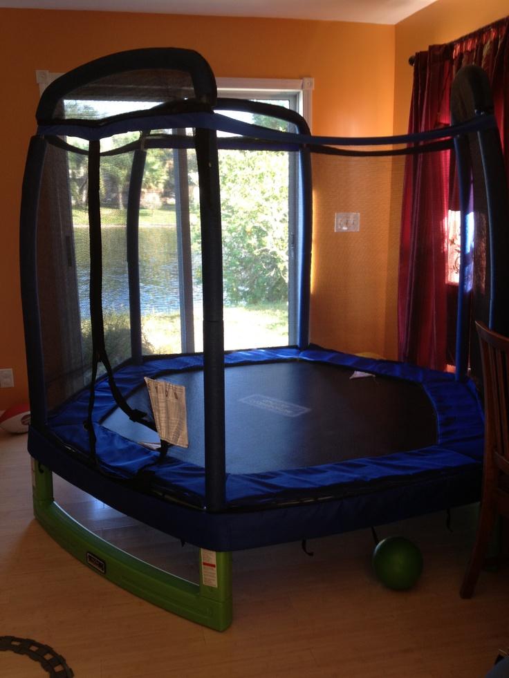gross motor station trampoline playroom ideas pinterest motors trampolines and gross motor. Black Bedroom Furniture Sets. Home Design Ideas