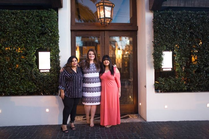 """""""A Day in LA: Plus Size Spring Looks From Catherines"""" Plus Size Fashion Blog by Allison Teng. Plus size outfit inspiration, fashion trend coverage, plus size shopping tips, and designer spotlights."""