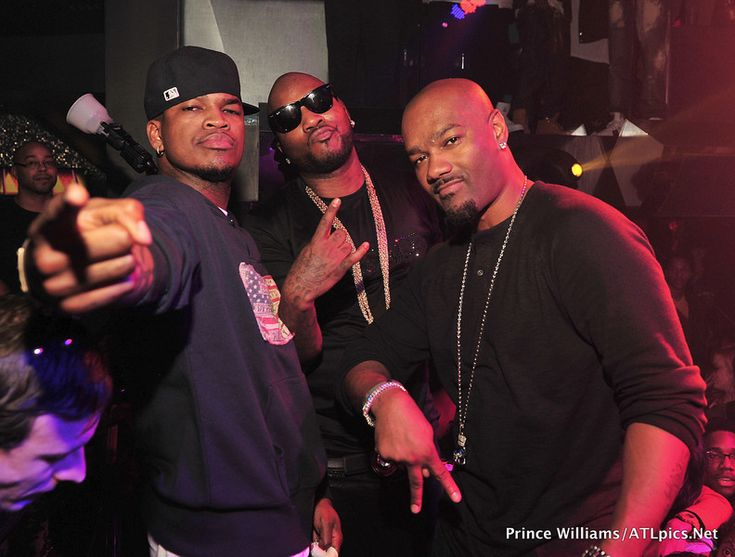 T.I., Ney-Yo, Young Jeezy Party for Big Tigger's 'Welcome to Atlanta' Party
