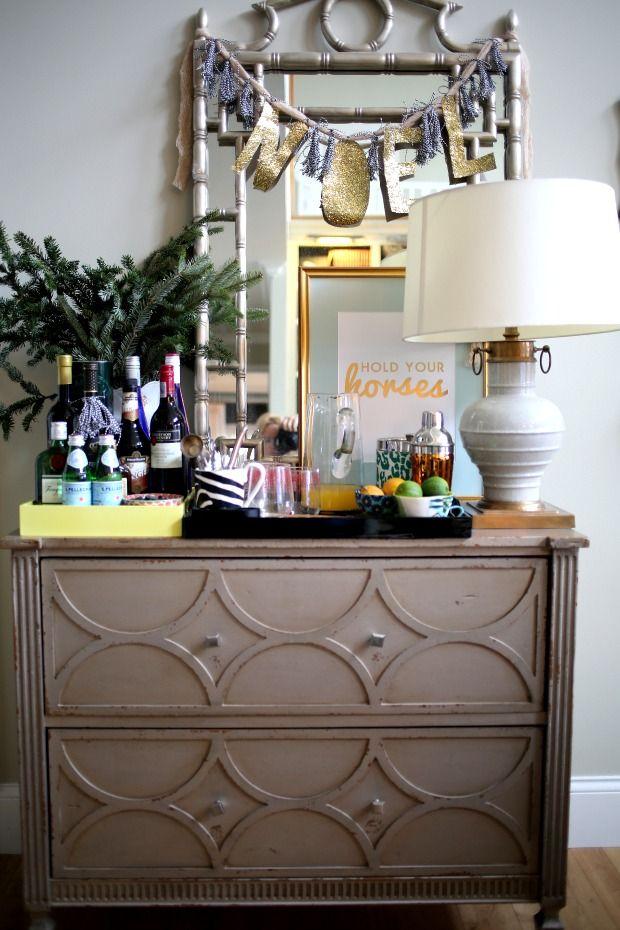 422 best bar carts and fabulous bars images on Pinterest   Bar cart ...