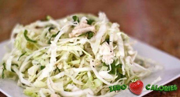 Салат для сушки тела на 100грамм - 75.72 ккал, Б/Ж/У - 11.41/1.98/2.95