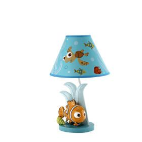 FINDING NEMO Premier Lamp and Shade
