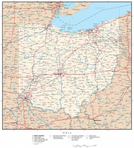 17 Best ideas about Map Of Ohio on Pinterest Ancestry Genealogy and Geneal