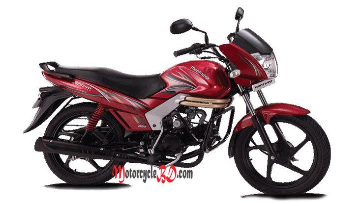 Mahindra Centuro Rockstar DLX Motorcycle Price in ...