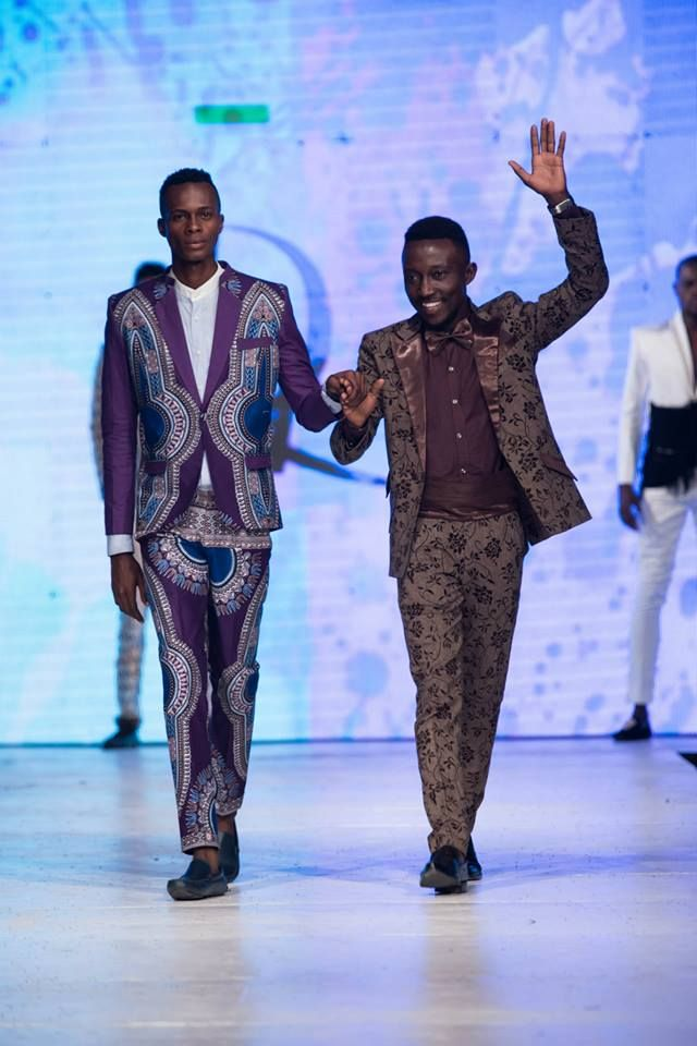 DM collection @ Kinshasa Fashion Week 2015, Congo - #Menswear #Trends #Tendencias #Moda Hombre
