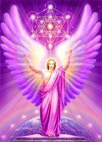 METATRON - ANGEL OF THE PRESENCE (KABALA)