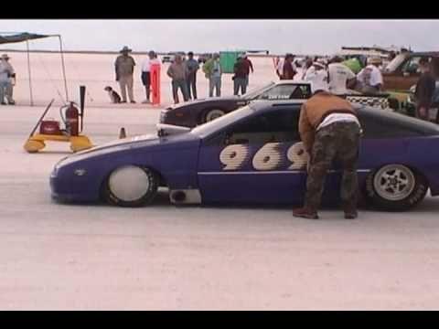 Salt Flat Racing