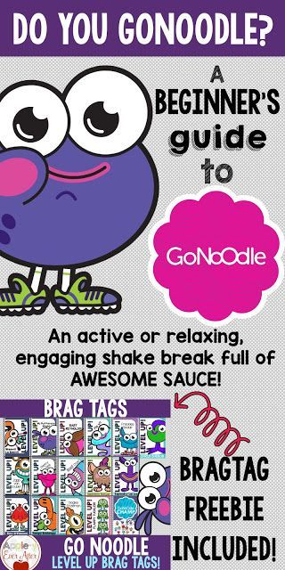 GoNoodle Fun and Favourites!
