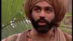 Faran Tahir with turban in 'The Jungle Book' movie He play the role of Mowgli's father 'Nathoo'