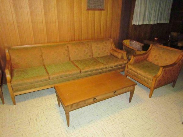 1970s Living Room Set