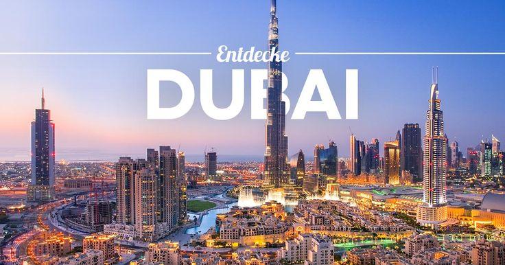 18Gründe, warum es sich lohnt nach Dubai zu reisen! Dubai Sehenswürdigkeiten & Reisetipps Dubai ist die größte Stadt der Vereinigten Arabischen Emirate (VAE). Sie hatüber 2 Millionen Einwohner und über 90 verschiedene Nationen treffen hier aufeinander.Die bekanntesten