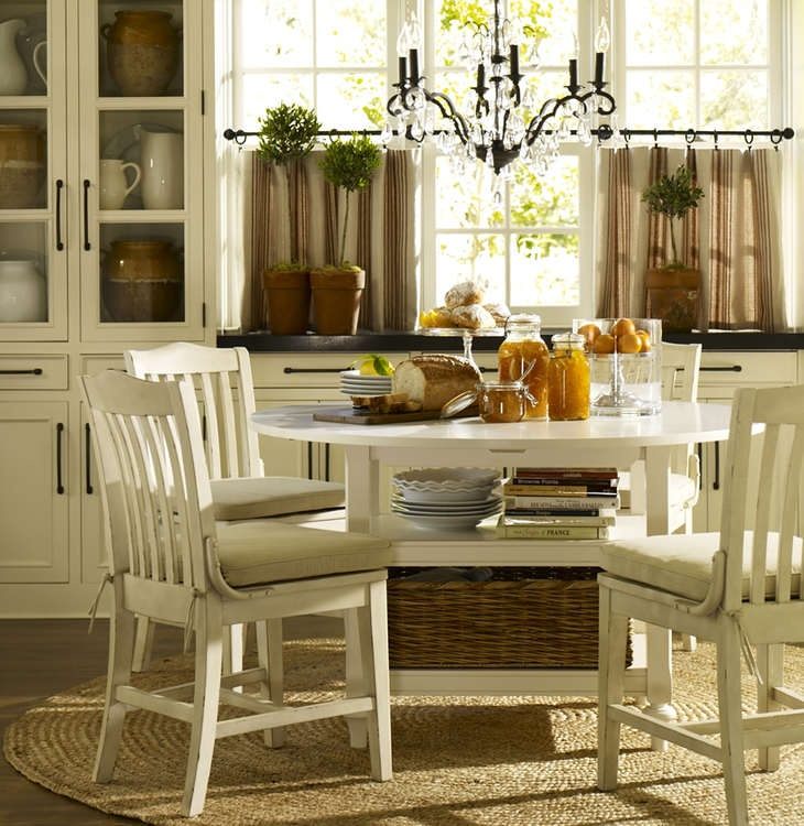 Pottery Barn Design Tips: Creative Ways To Decorate Your Dining Room Space Part 50