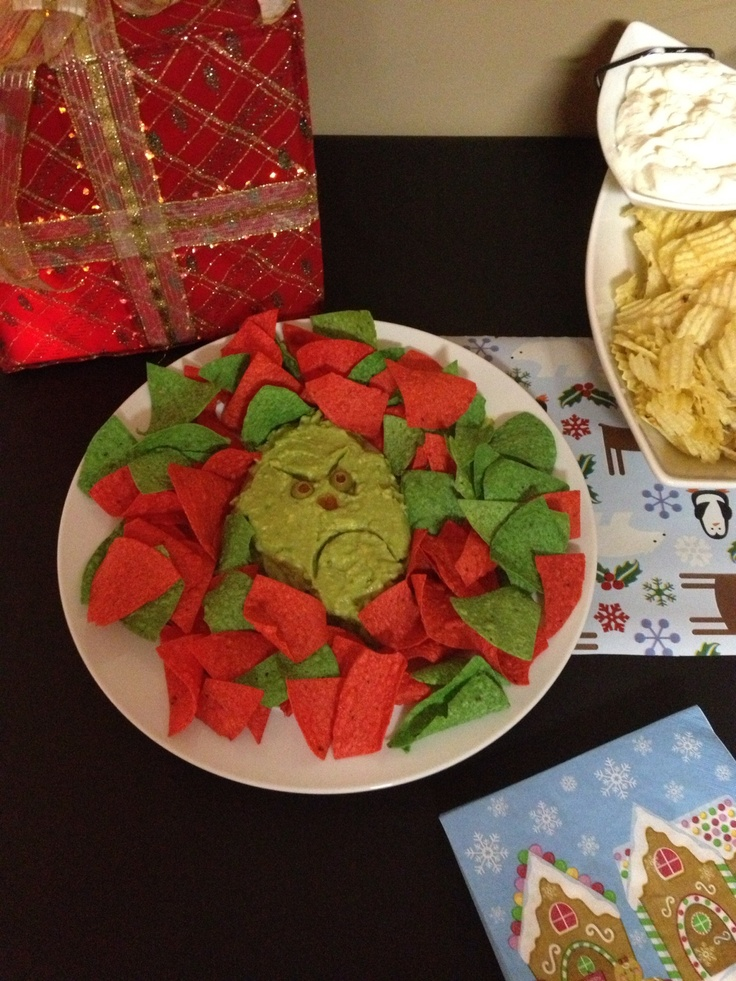 Grinch guacamole! Christmas appetizers!!! | Christmas & New Years ...