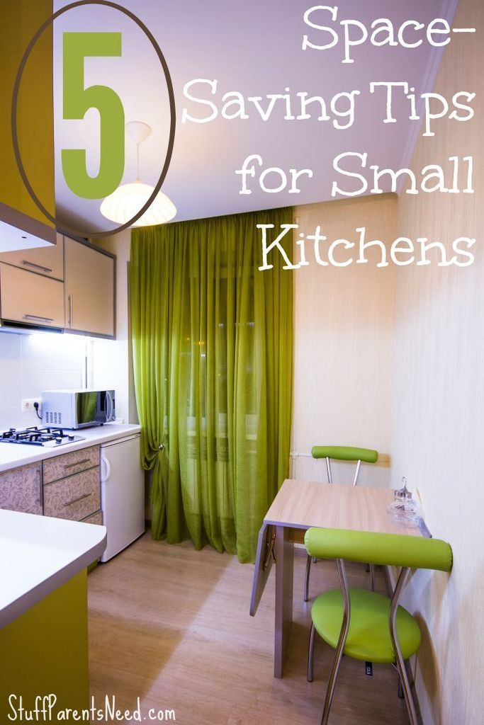 5 simple space saving tips for a small kitchen small for Small kitchen space saving ideas