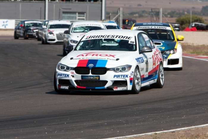 Race of attrition for Bridgestone Production Cars