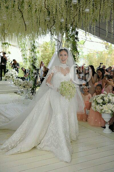 13 Most Famous Celebrity Weddings of All Time - Allure