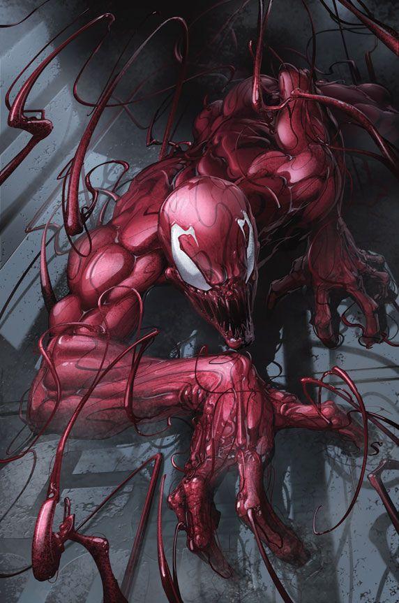 Superior Carnage #Marvel
