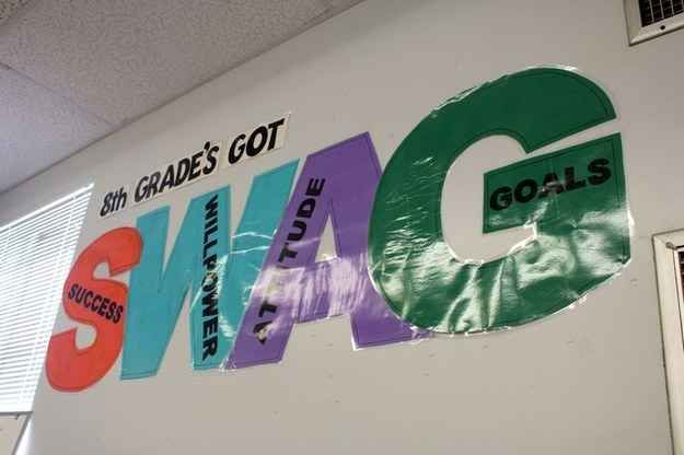 SWAG-Happy | 31 Incredible Bulletin Boards For Back To School
