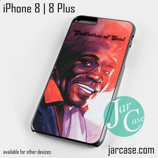 James Brown Godfather Of Soul Phone Case For Iphone 8 8 Plus