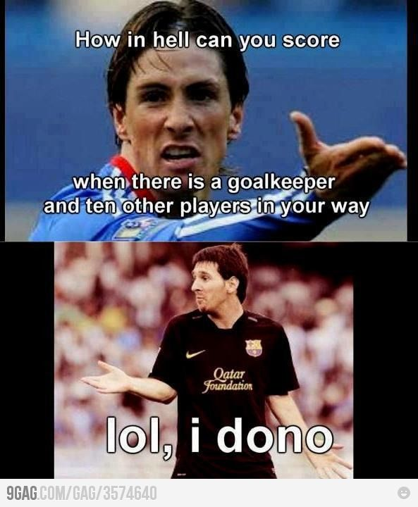 Torres vs Messi.  I would have Messi's babies because there's a 50% chance we'd have a boy.