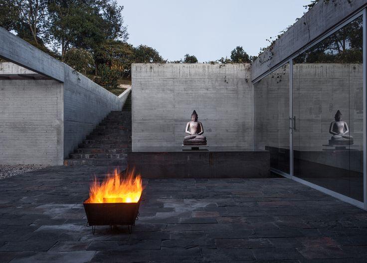 Gallery of Kamadhenu Yoga Studio / Carolina Echevarri + Alberto Burckhardt - 6