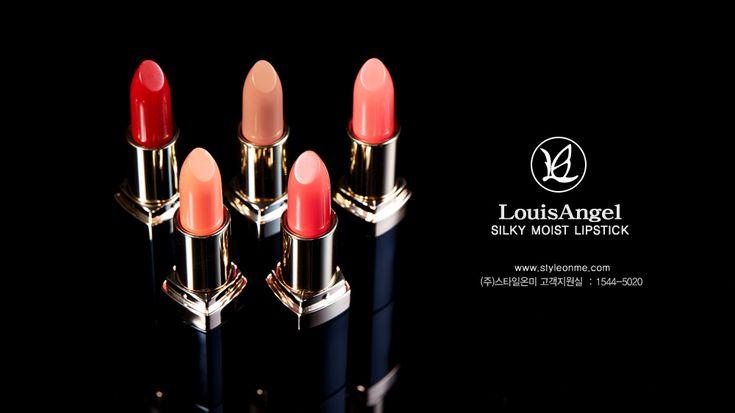 Cosmetics by Styleonme Louis Angel Silky Moist Lipstick www.styleonme.com