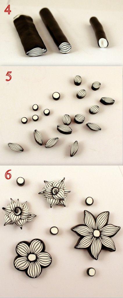 Les 25 meilleures id es de la cat gorie cr ations en argile de polym re sur pinterest p tes - Idee de creation avec de l argile ...