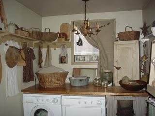 1871Farmhouse...wish my laundry room looked like this