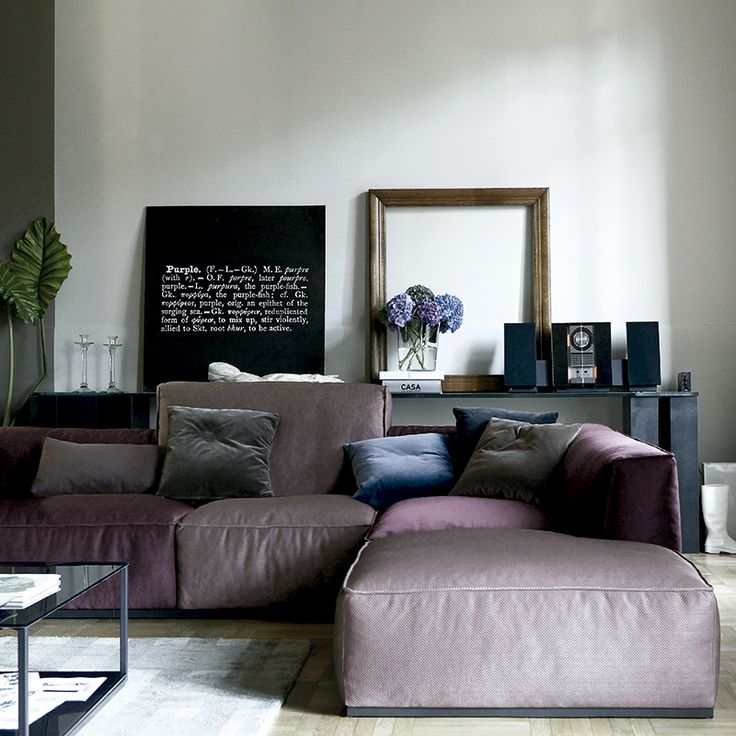 Arketipo Inkas Sectional Love The Mix And Match Feel Of This Sofa.