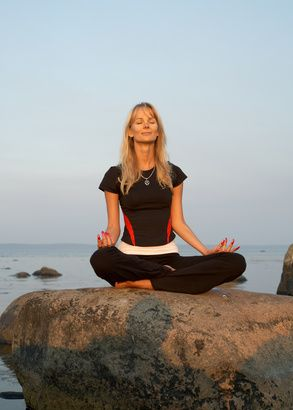 how to start yoga and meditation