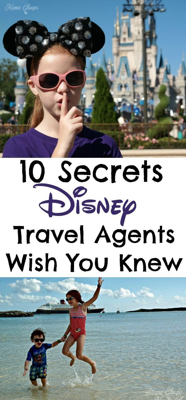Think you know everything there is to know about using an authorized Disney Vacation Planner?   Some of these might surprise you: https://www.mamacheaps.com/2018/01/secrets-disney-travel-agents-wish-you-knew.html
