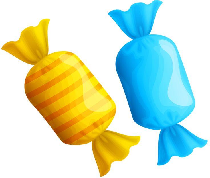 Открытки конфетка, весеннего дня