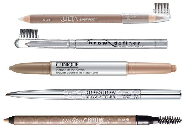 Get Perfect Arches: Best Eyebrow Pencils - If you're looking for the perfect eyebrow products, that help with filling in and keeping the all the hairs in place, check out some of the best pencil options.
