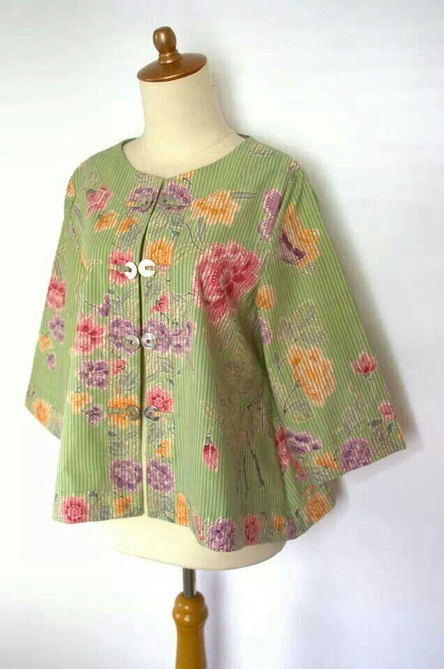 Blose batik