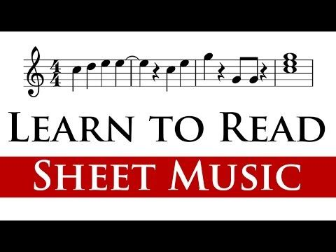 How to Read Music Notes for Beginners | Our Pastimes