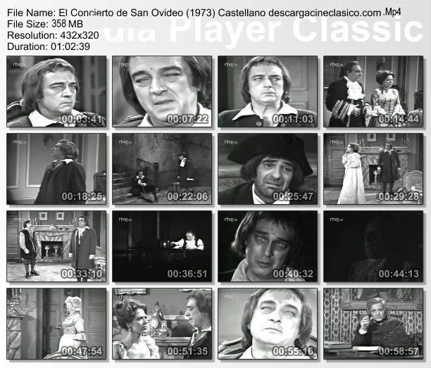 Captura: Obra de teatro, El concierto de San Ovideo (1973)