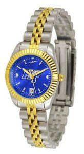 Middle Tennessee State MTSU Ladies Gold Dress Watch SunTime. $141.95