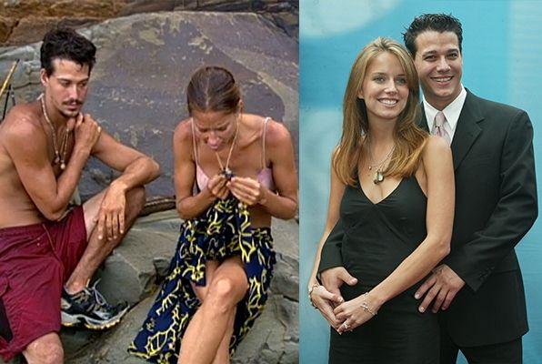 5. Amber Brkich & Rob Mariano