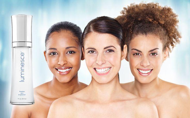 Jeunesse Luminesce Flawless Skin Brightner