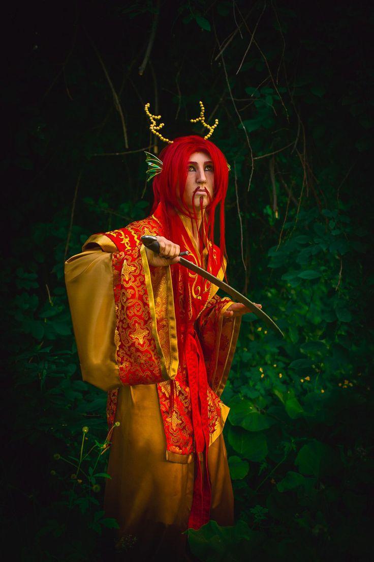 East Dragon humanization