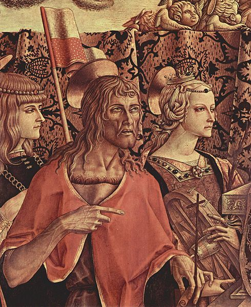 1493 tempera su tavola alla Pinacoteca di Brera