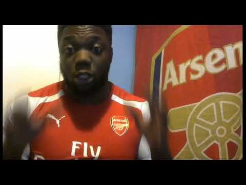 Our Incredible Hulk Powers us to 3 points! Arsenal 2 -1 Swansea Review