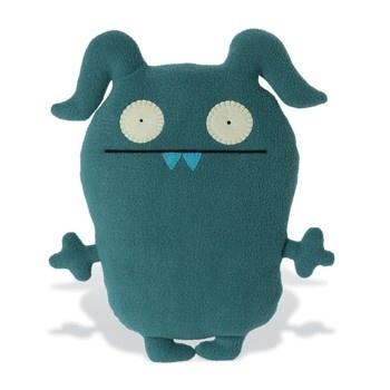 I LOVE Ugly Dolls. I think they're hilarious. I kind of just want one for myself too.